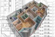 היתר בניה בבית משותף שבו בניה לא חוקית 180x120 התנגדות לבניה
